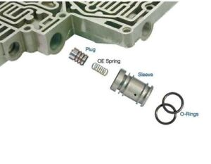 Sonnax Aod Transmission Throttle Valve Plug Kit 76989k