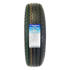 4 Four New St235 80r16 Premium Trailer King St Radial Tires 12 Ply 2358016 R16