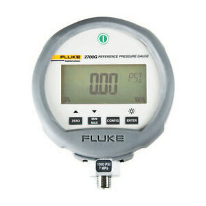 Fluke Calibration 2700g bg2m Reference Pressure Gauge 12 To 300psi