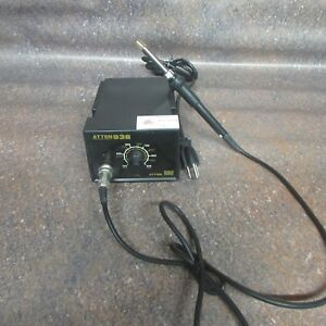 Atten 936 Soldering Station And Iron Tested working e4