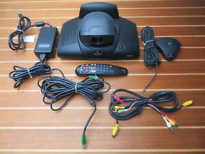 Polycom Viewstation 2201 08900 001 Pvs 14xx Ntsc Video Conference System