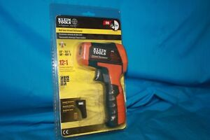 Klein Tools Ir5 Dual laser Digital Infrared Thermometer New