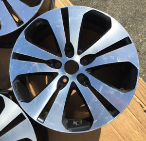 18 Kia Sportage Alloy Wheel Oem Single 18 Rim