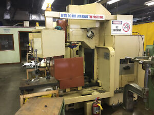 Okuma Howa Vertical Milling Machine Model 3 Va
