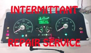 1993 To 2004 Lincoln Town Car Cluster Software Odometer Calibration Service