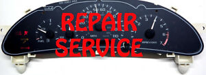 2000 To 2005 Chevy Cavalier Cluster Software Odometer Calibration Service
