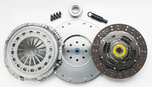 South Bend Clutch With Flywheel Fits Dodge Cummins 89 01 Getrag And Nv4500 Trans