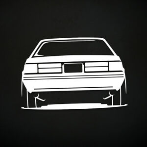 Fox Body Ford Mustang Stickers Decals