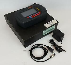 Commtest Mms3000 t6v4 Temperature Voltage Data Logger Tested Working