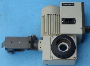 Buchi Rotavapor R110 Head Assembly Controller Motor In Working Condition