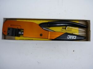 Dmc Daniels Hx4 Hand Crimper With Y501 Die A
