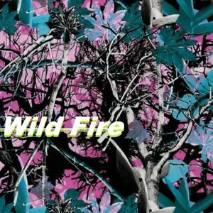 Wild Fire Carbon Hydrographics Film Water Transfer Printing 0 5x100m Pva