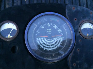 Oem Dash Cluster John Deere Tractor 2150 Part out