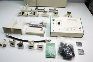 Microwave Trainer Feedback 56 200 educational Kit X band 10 Ghz Waveguide Wr90