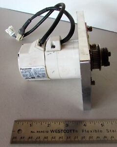 Panasonic Ac Servo Motor Msma022c2a 2kw 3000 Rpm W Bracket Japan Usa Seller