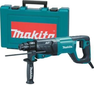 Makita Rotary Hammer Drill Corded 8 Amp 1 In Sds plus Chuck Variable Speed
