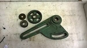 Rockford Economy 16 Metal Lathe Banjo Bracket 48 Tooth Gear
