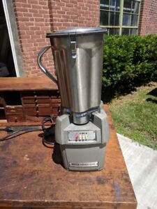 Waring 34bl22 Cb 6 Commercial Food Processor Blender