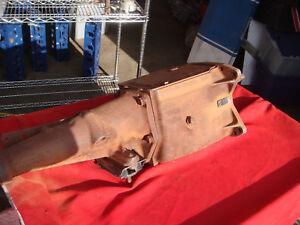 1969 Ford Mustang 390 Gt Toploader 4 Speed Transmission Tag Rug m3 Mach 1
