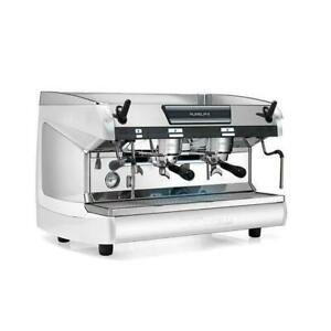Nuova Simonelli Aurelia Ii Semi automatic 2 Group Espresso Coffee Machine