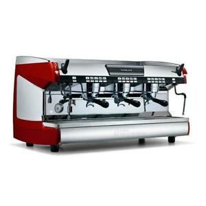 Nuova Simonelli Aurelia Ii Volumetric 3 Group Espresso Coffee Machine