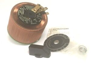 New Superior Electric Powerstat Type 12 Variable Transformer