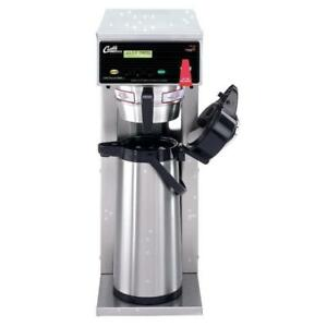 Curtis D500gth12a000 Automatic Tall Airpot Coffee Brewer 120v