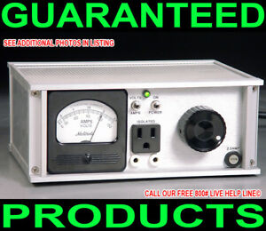 New Custom 330w Metered Isolated Variac Ac Power Supply Source Tube Audio Tester