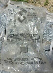 T Post Clips Or T Post Wire Fasteners 1000 Total 1 25 1 33 Galvanized