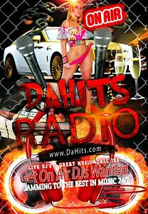Internet Radio Station Dahits com Da Hits Any Genre You Want On Air Broadcastin