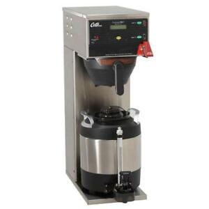 Curtis Tp1s63a1000 Thermopro Single 1 Gallon Coffee Brewer Dual Voltage
