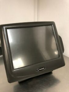 Three 3 radiant System Pos Terminal Touch Screen Model P1520 With Credit Card