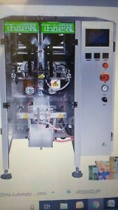 Automatic Vertical Filling Packaging Machine Vfs5000d