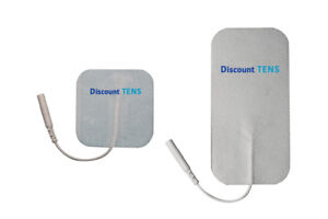 Tens Wired Electrodes Compatible With Tens 7000 Tens 3000