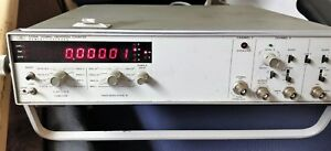 Hp 5328a 500mhz Universal Counter