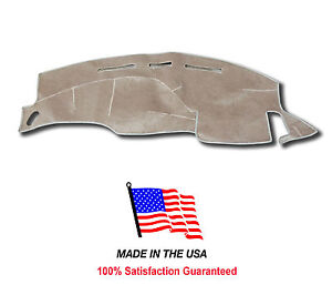 1997 2001 Ford F 150 Mocha Carpet Dash Cover Mat Pad Fo37 16 5 Made In The Usa