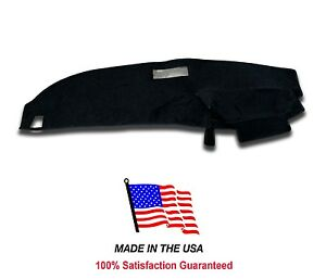 Black Carpet Dash Mat Compatible With 1989 1994 Ford Ranger Dash Cover Usa Made