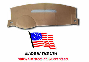 2008 2014 Chevy Tahoe Beige Carpet Dash Cover Mat Pad Ch83 8