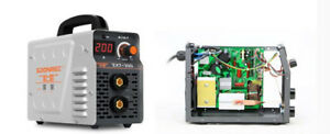 Songle Zx7 200 Automatic Dual Voltage Household Small Copper Dc Welder smart