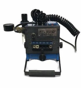 Used Ideal Model 950 Pneumatic Stripmaster Wire Stripper Machine