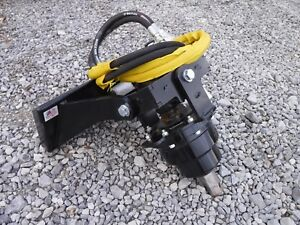 Toro Dingo Mini Skid Steer Attachment Hex Planetary Auger Drive Ship 199