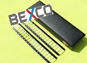 Top Quality Prism Bar Vertical Horizontal Set In Case By Bexco Free Shipping