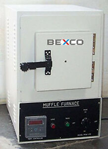 Top Quality Digital Rectangular Muffle Furnace 220 V Lab By Bexco Dhl Ship