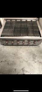Wolf Charboiler Grill
