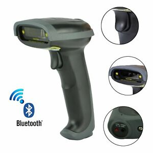 Automatic Laser Handheld Barcode Scanner Bar Code Reader Bluetooth Wireless Fast