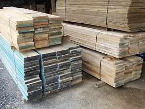 Osha Used Scaffold Planks 10 And 8 In Length