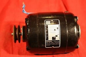 Bodine Electric Small Motor Type Nsh 34 No J00770g7