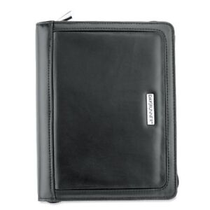 At a glance Day Runner Day Planner Windsor Quickview Refillable Black