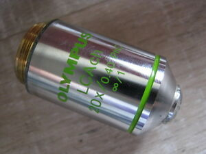 Olympus Lcach 20x 0 40 Phc 1 Phase Contrast Objective