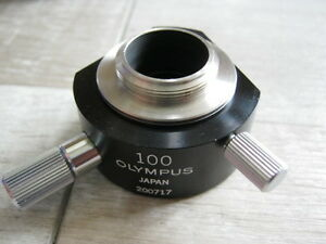 Olympus Dic Prism For 100x Bhm Objective